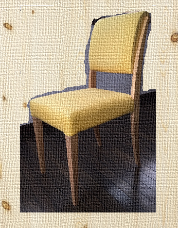 椅子 私物 IDEE