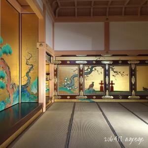 名古屋城本丸御殿のインテリア